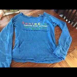 Santa Cruz Vintage Surf Apparel super comfy shirt